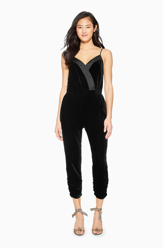 Preston Combo Jumpsuit