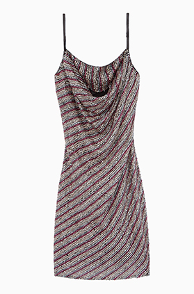 Asher Sequined Dress
