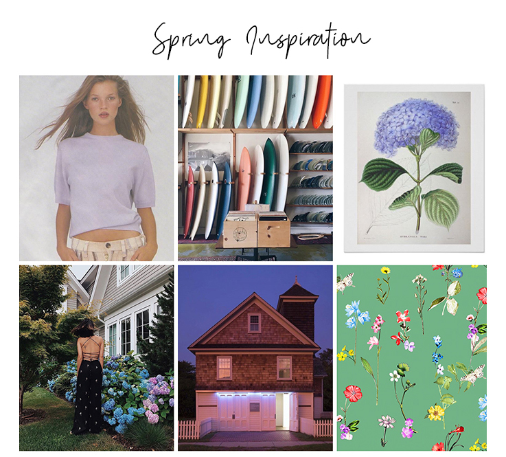 Spring Inspiration: Hello Hamptons