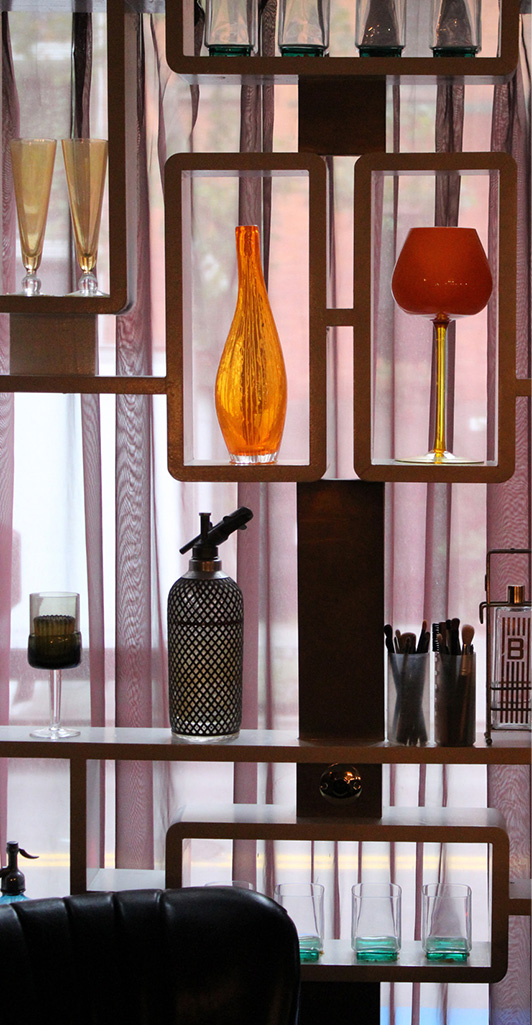 The most luxe cocktail bar ever